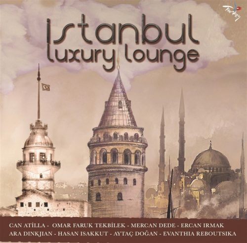 Satılık Plak İstanbul Luxury Lounge Plak Ön