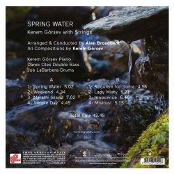Satılık Plak Kerem Görsev Spring Water Plak Arka