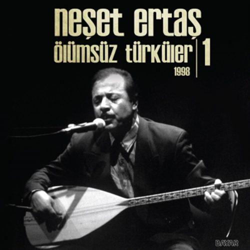 Satılık Plak Neşet Ertaş Ölümsüz Türküler 1 1998 Plak Ön Kapak