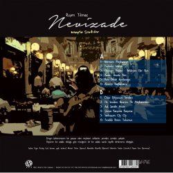 Satılık Plak Nevizade Mey'le Şarkılar 1 Plak Arka