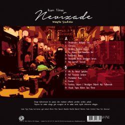 Satılık Plak Nevizade Mey'le Şarkılar 2 Plak Arka
