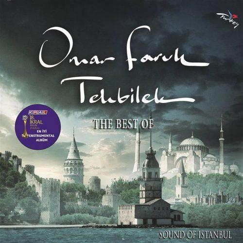 Satılık Plak Omar Faruk Tekbilek The Best Of Sound Of İstanbul Plak Ön Kapak