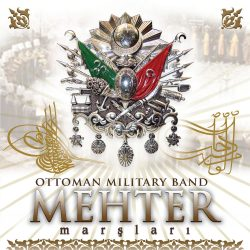 Satılık Plak Ottoman Military Band Mehter Marşları Plak Ön