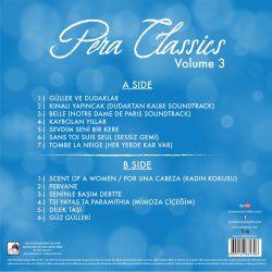 Satılık Plak Pera Classics Vol 3 Plak Arka