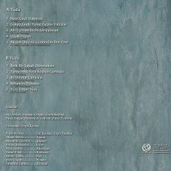 Satılık Plak Radyo Şarkıları 2 Plak Arka
