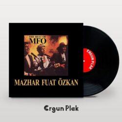 Satılık Plak Mazhar Fuat Özkan Best Of MFÖ Plak Kapak