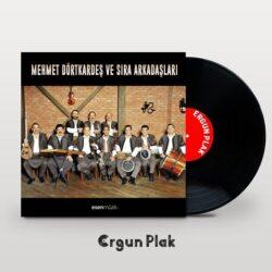 Satılık Plak Mehmet Dörtkardeş ve Sıra Arkadaşları Plak Kapak