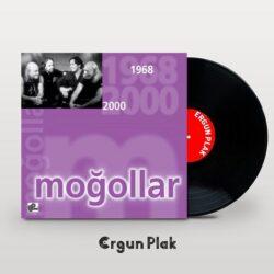 Satılık Plak Moğollar 1968 2000 Plak Kapak