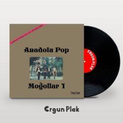 Satılık Plak Moğollar Anadolu Pop Plak Kapak