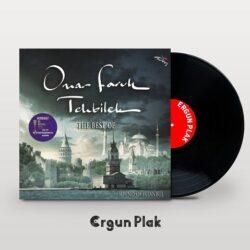 Satılık Plak Omar Faruk Tekbilek Sound Of İstanbul Plak Kapak