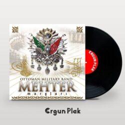 Satılık Plak Ottoman Military Band Mehter Marşları Plak Kapak