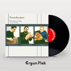 Satılık Plak The Secret Trio Soundscapes Plak Kapak