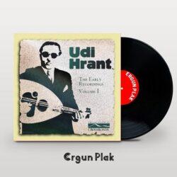 Satılık Plak Udi Hrant The Early Recordings Plak Kapak