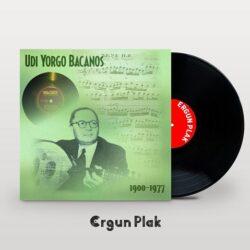 Satılık Plak Udi Yorgo Bacanos 1900 1977 Plak Kapak