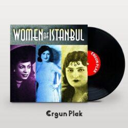 Satılık Plak Women of İstanbul Plak Kapak