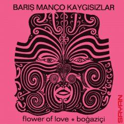Satılık Plak Barış Manço Kaygısızlar Flower Of Love 45'liği Ön Kapak
