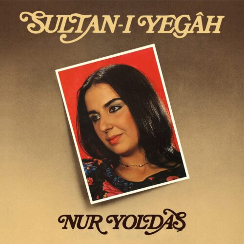 Satılık Plak Nur Yoldaş Sultani Yegah Plak Ön Kapak