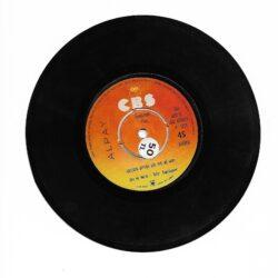 Satılık Plak Alpay - Sensizliğimin Şarkısı 45'lik Plak Arka