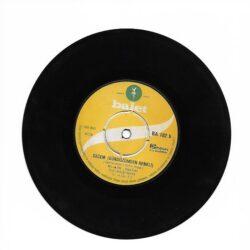 Satılık Plak Gökhan - Gecem(Gündüzümden Renkli) 45'lik Plak Arka