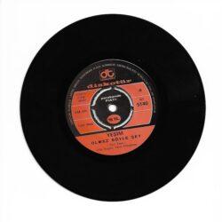 Satılık Plak Yeşim - Aşk Alfabesi 45'lik Plak Arka