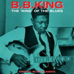 Satılık Plak BB King The King Of The Blues Plak Ön