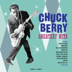 Satılık Plak Chuck Berry Greatest Hits Plak Ön Kapak