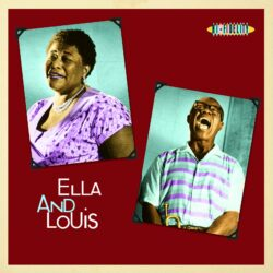 Satılık Plak Ella & Louis Ella & Louis Plak Ön