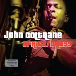Satılık Plak John Coltrane Africa Brass Plak Ön Kapak