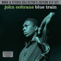 Satılık Plak John Coltrane Blue Train Plak Ön Kapak