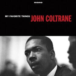 Satılık Plak John Coltrane My Favourite Things Plak Ön