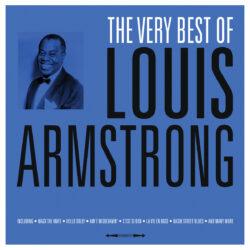 Satılık Plak Louis Armstrong The Very Best Of Plak Ön Kapak