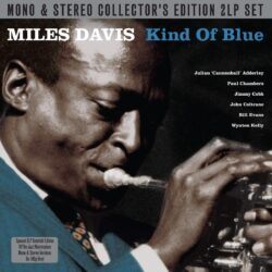 Satılık Plak Miles Davis Kind Of Blue Mono & Stereo Plak