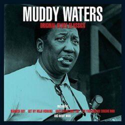 Satılık Plak Muddy Waters Original Blues Classics Plak Ön Kapak