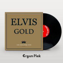Satılık Plak Elvis Presley Gold Plak Kapak