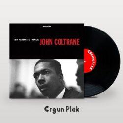 Satılık Plak John Coltrane My Favorite Things Plak Kapak