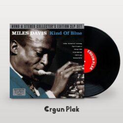 Satılık Plak Miles Davis Kind Of Blue Plak Kapak