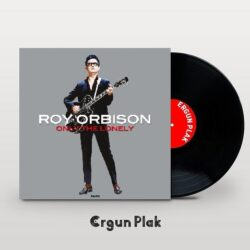 Satılık Plak Roy Orbison Only The Lonely Plak Kapak