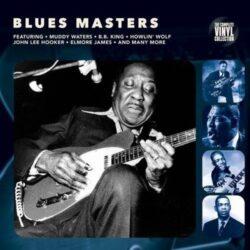 Satılık Plak Blues Masters Plak Ön