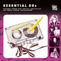 Satılık Plak Essential 80s Plak Ön Kapak