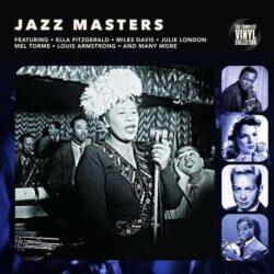 Satılık Plak Jazz Masters Plak Ön