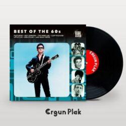 Satılık Plak Best Of The 60s Plak Kapak