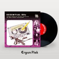 Satılık Plak Essential 80s Plak Kapak