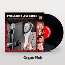 Satılık Plak Everlasting Love Songs Plak Kapak