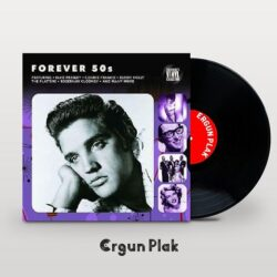 Satılık Plak Forever 50s Plak Kapak