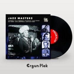 Satılık Plak Jazz Masters Plak Kapak