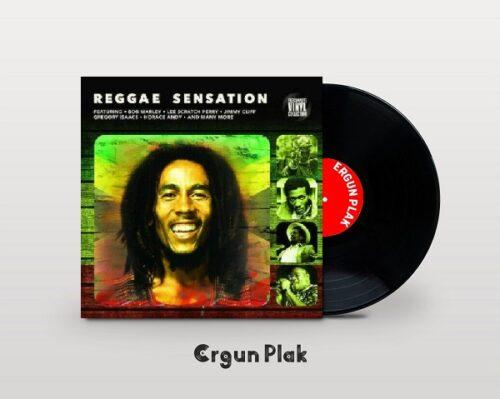 Satılık Plak Reggae Sensation Plak Kapak