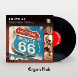 Satılık Plak Route 66 Plak Kapak