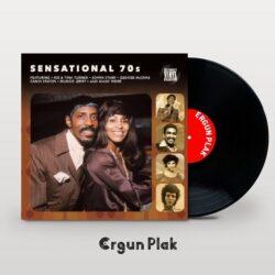 Satılık Plak Sensational 70s Plak Kapak