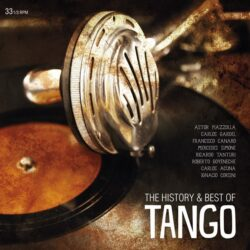 Satılık Plak History & Best Of Tango Plak Ön Kapak