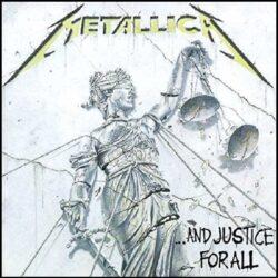 Satılık Plak Metallica And Justice For All Plak Ön Kapak